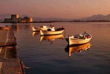 Places to Visit... Peloponnese