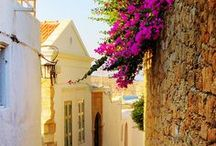 Places to Visit... Rhodos