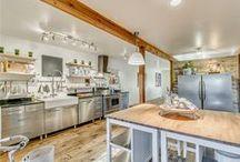 Spaces | Kitchens