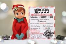 Elf on The Shelf / Ideas and inspiration for Elf On The Shelf and Christmas fun!