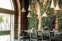 a / design/bar/cafes