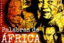 Palabras de África / #África es un continente a menudo desconocido. Para que lo descubras, te proponemos un viaje literario a través de las palabras de sus escritores. Recorre Etiopía de la mano de Verghese, Dangaremba te adentrará en Zimbawe, Eggers te acercará a Sudán y así hasta 54 países que te esperan en la estanterías de la Biblioteca Municipal Manuel Alvar, que cuenta en su colección con un fondo multicultural en el que destaca especialmente la #literatura #africana. Todas en Bca.  Manuel Alvar (Zaragoza).