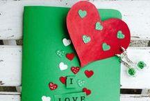 i miei biglietti d'auguri e pacchetti regalo / Scrapbooking wrapping & paper . One of a kind!