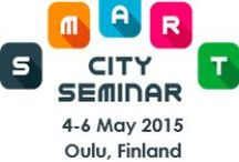 Seminar support materials / This board is for the Smart City Seminar support materials. Event help in Oulu, Finland, May 2015. Read more at http://www.smartseminar.fi/