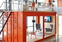 Interior design / Design, decor and interior - House, Office