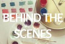 Behind the scenes and experiments / Behind the scenes with Mixify Beauty