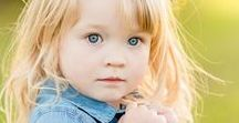 Children's Photography / Ideas for capturing your children's milestones and personality.