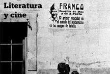 España, 1939-1975 / Literatura y cine sobre la posguerra y la dictadura de Franco. Todos los documentos en la Biblioteca Manuel Alvar (Zaragoza).