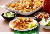 Mexican Snacks / Einfache mexikanische Snacks und Fingerfood-Ideen. Perfekt als Appetithappen, Beilage für deine nächste Party oder das Picknick mit der Familie oder Freunden.