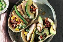 Quick & Easy / Mexikanische Rezepte, schnell und einfach zubereitet!  Hier findest du eine Auswahl an leckeren mexikanischen Gerichten, die im Nu zubereitet sind.
