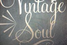 I'm just a vintage soul!!! / Vintage