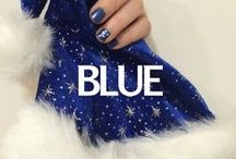 BLUE Mixify Polish Create your own nail polish color / Get creative with your blues! Inspiration for blue nail polish shades