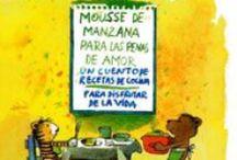 + Cuentos: para comérselos / Selección de lecturas donde la comida y la elaboración de ricos manjares cobran protagonismo. Todas en la Biblioteca Manuel Alvar