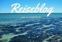 Reiseblog l sunnyside2go / Hier findest du alle Artikel von meinem Reiseblog www.sunnyside2go.de zum Thema Reisen. Auf dem Blog findest du Reisetipps und Inspirationen, Reiseberichte aus Deutschland, Europa und der Welt, Tipps für Städtereisen, Kurztrips, Aktivitäten, Sehenswürdigkeiten, Hotels, Restaurants, Cafés etc.