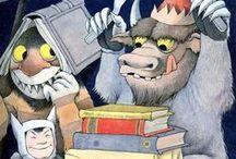 + Cuentos: monstruos / Aquí tienes una colección de seres monstruosos que habitan nuestra biblioteca. Todos los cuentos en la Biblioteca Manuel Alvar (Zaragoza)