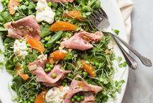 Salads   Salades