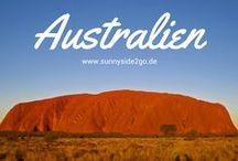 Australien l Reisetipps / Hier findest du Tipps für deine Australien Reise: Städtereisen (z.B. Melbourne und Sydney), Aktivitäten, Sehenswürdigkeiten, Hotels, Restaurants, Cafés etc.