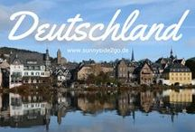 Deutschland l Reisetipps / Hier findest du Tipps für deine Deutschland Reise: Städtereisen, Kurztrips, Aktivitäten, Sehenswürdigkeiten, Hotels, Restaurants, Cafés etc.