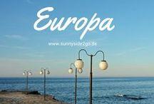 Europa l Reisetipps / Hier findest du Tipps für deine Europa Reise: Städtereisen, Aktivitäten, Sehenswürdigkeiten, Hotels, Restaurants, Cafés etc.