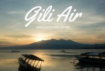 Gili Islands l Reisetipps / Hier findest du Tipps für deine Gili Air Reise: Aktivitäten, Strände, Hotels etc.