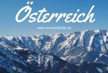 Österreich l Reisetipps / Hier findest du Tipps für deine Österreich Reise: Städtereisen, Aktivitäten, Sehenswürdigkeiten, Hotels, Restaurants, Cafés etc.