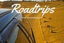 Roadtrips / Hier findest du Inspirationen und Tipps für deinen nächsten Roadtrip