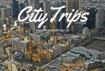 City Trips / Hier findest du Tipps und Inspirationen für deine nächste Städtereise in Deutschland, Europa und der Welt