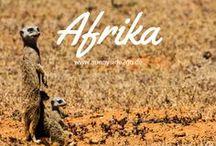 Afrika l Reisetipps / Hier findest du Tipps für deine Afrika Reise: Städtereisen, Aktivitäten, Sehenswürdigkeiten, Hotels, Restaurants, Cafés etc.