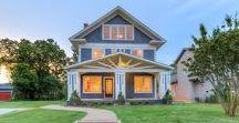 909 NW 19th St. | Twilight Open House | Mesta Park / Craftsman style home renovated in Mesta Park historic neighborhood of Oklahoma City, OK. 4 beds | 3.5 baths | $599k.