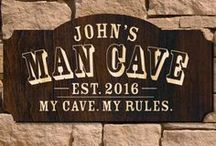 Man Cave / Just for a lol, but a dude room would be too cool!