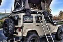 Land Rovers, Jeeps, & the Outdoors / Wrangler's and Defenders