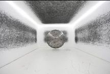 ADA / analog interactive installation / kinetic sculpture / post-digital drawing machine