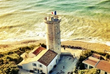 Discover Poitou-Charentes / Poitou-Charentes has much to offer, with its sandy beaches, golden sunflower fields, elegant châteaux and pretty villages. / by Visit France