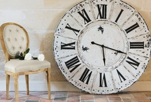 Tic tac Relojes decoracion / by Laura Mubarack