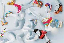 Shoe Closets & Displays