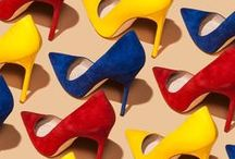 Shoe Collection: Heels / shoe collection: low, mid and high heels