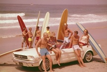 60s Surf Culture / All about 1960s surf culture, surf culture music and 60s surf fashion / by 1960s Fashion Style