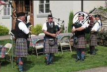 Foxburg Scottish Festival / Each year in middle of August since 2009, ARCA (Allegheny RiverStone Center for the Arts) presents Foxburg Scottish Festival - a weekend-long series of traditional music, dance, sports, food, and story-telling.