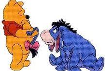 BORDUREN DISNEY - WINNIE THE POOH / Winnie the Pooh op zijn schattigst!