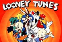 BORDUREN LOONEY TUNES / Cartoon borduren.