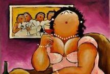 DIKKE DAMES - Theo Broeren - Fat Ladies