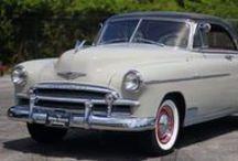 Chevrolet 1950s / by Alberto Nuñez
