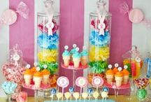 candy table & desserts table / by Judith Vega Oliva