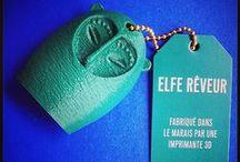 En 2014, les elfes de la Cour Bleue / EN 2014? les elfes annoncent l'arrivée des Moïmees