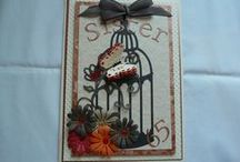 Normas Cards / Hand crafted cards