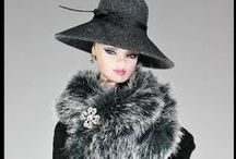 ♥•..Stunning & creative dolls..•♥ of all types / ♥  I love see all the new wonderful and creative dols out there.   Some are so amazing in their features or their clothe that I will remember them for a long time. / by .•♥•..Karen Nims..•♥•