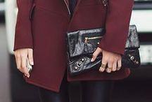 Bejewel.me ♥ burgundy!