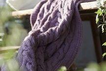 Shabby Chic / Collezione di coperte e accessori in stile country, provenzale, parigino: stili romantici che esaltano la semplicità delle cose vissute - Autunno/Inverno 2014