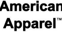 AMERICAN APPAREL / PINNED/UPLOADED/TEXT BY TON VAN DER VEER