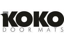 Felpudos Originales - Koko Doormats / Felpudos originales de la marca Koko Doormats.   Disponible a la venta en www.kookshop.es.